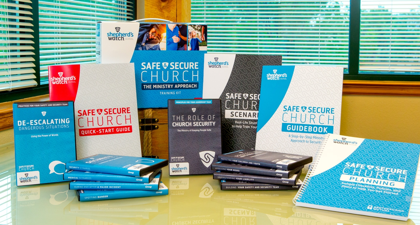 Safe & Secure Church Kit